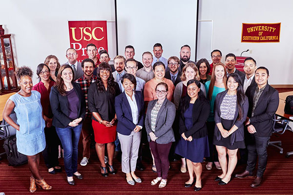 The USC Price School in Sacramento welcomes its Fall 2015 incoming class.